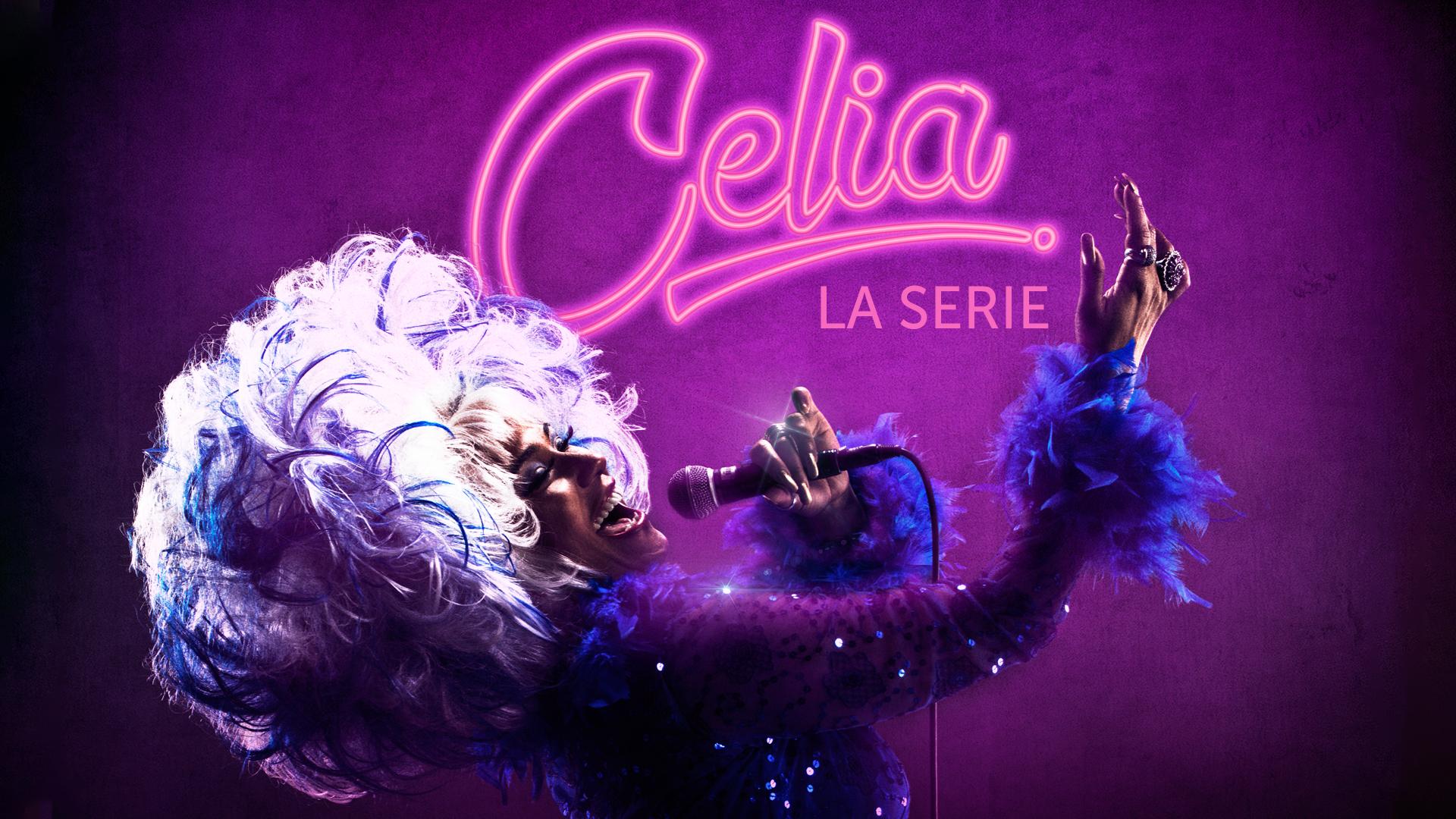 Celia - La mujer detras de la voz 1x33 Latino Disponible