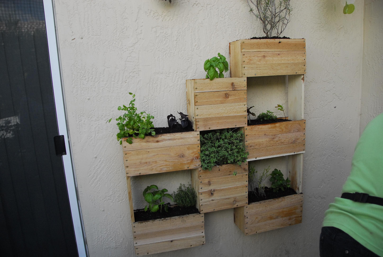 Consejo de andrea minski c mo crear un jard n vertical - Como arreglar mi jardin ...