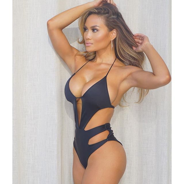 50 Cent's Baby Mama, Daphne Joy, Flaunts Her Curves On Instagram And We Can't Get Enough