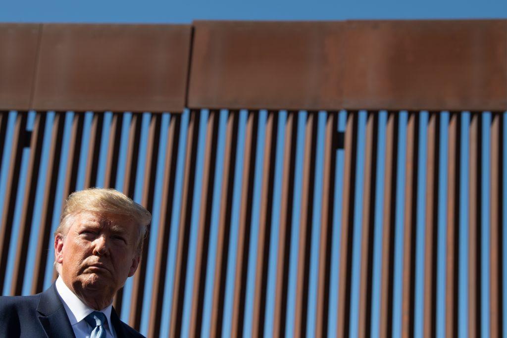 US-MEXICO-BORDER-POLITICS-TRUMP