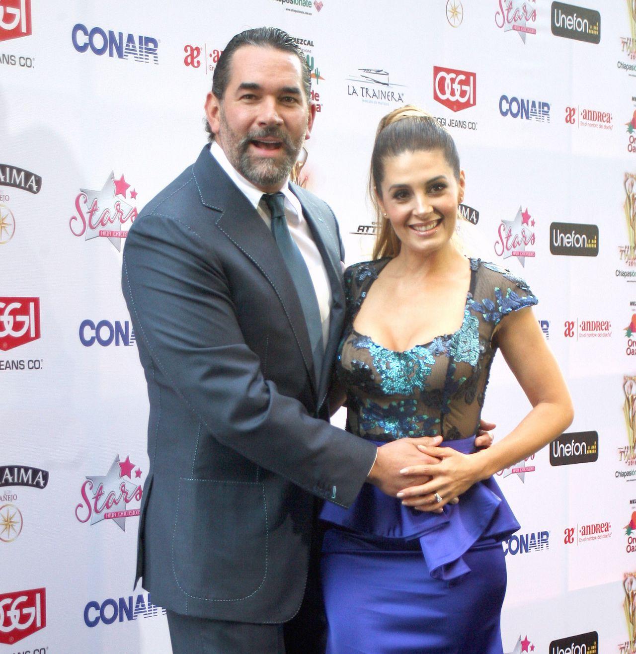 Mayrín Villanueva quiere hacer una telenovela con Eduardo ...