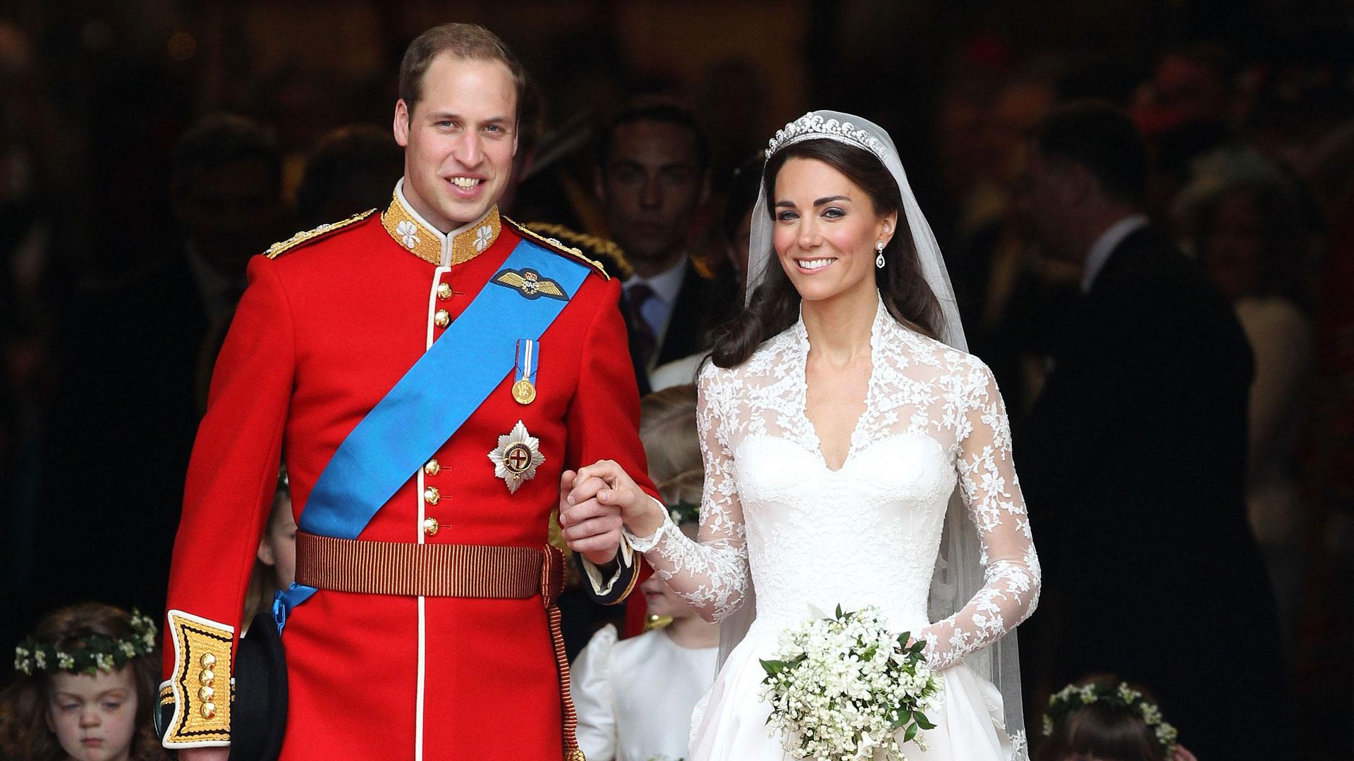 Resultado de imagen para William y Kate boda