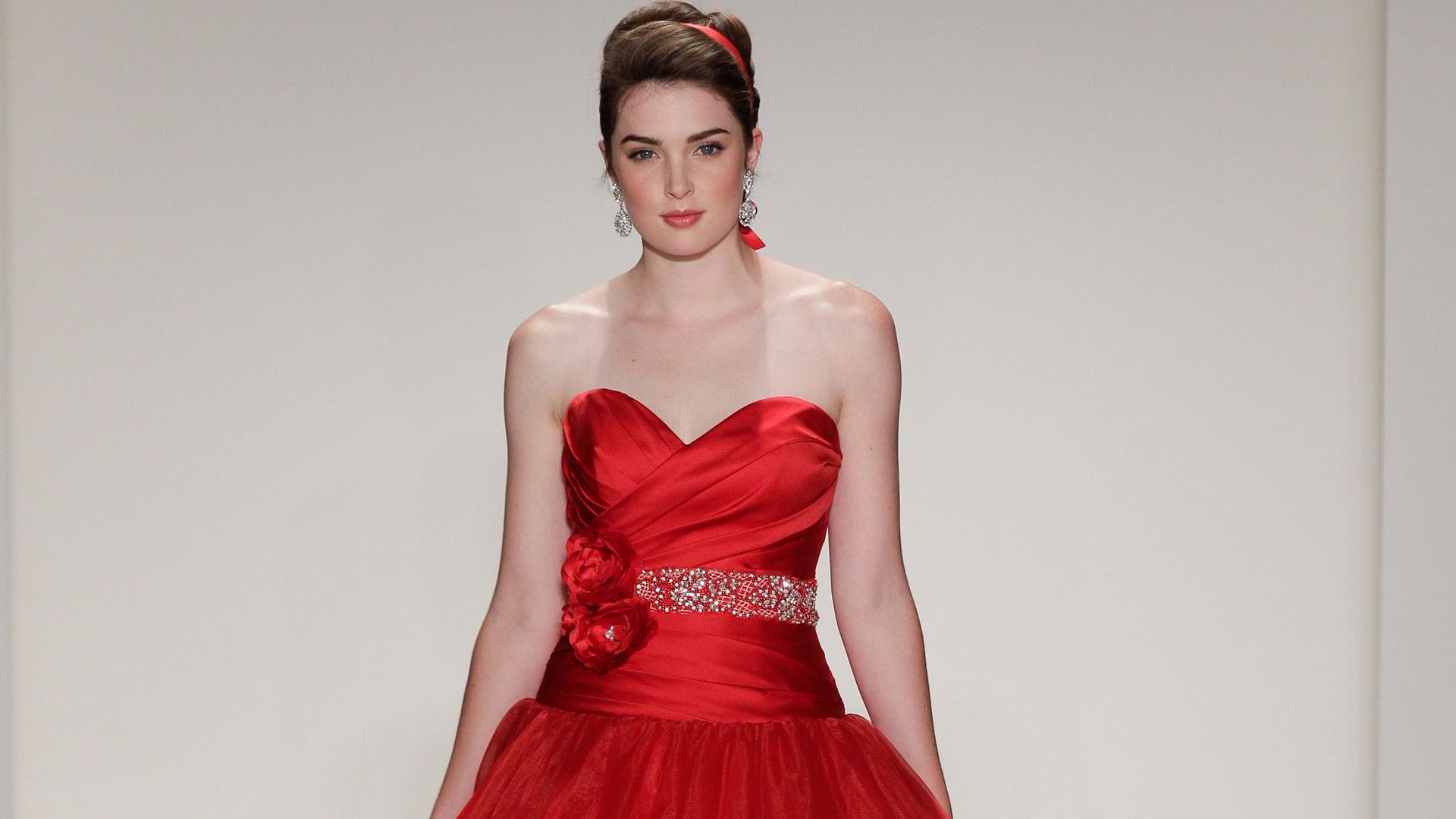 Vestido de novia Alfred Angelo