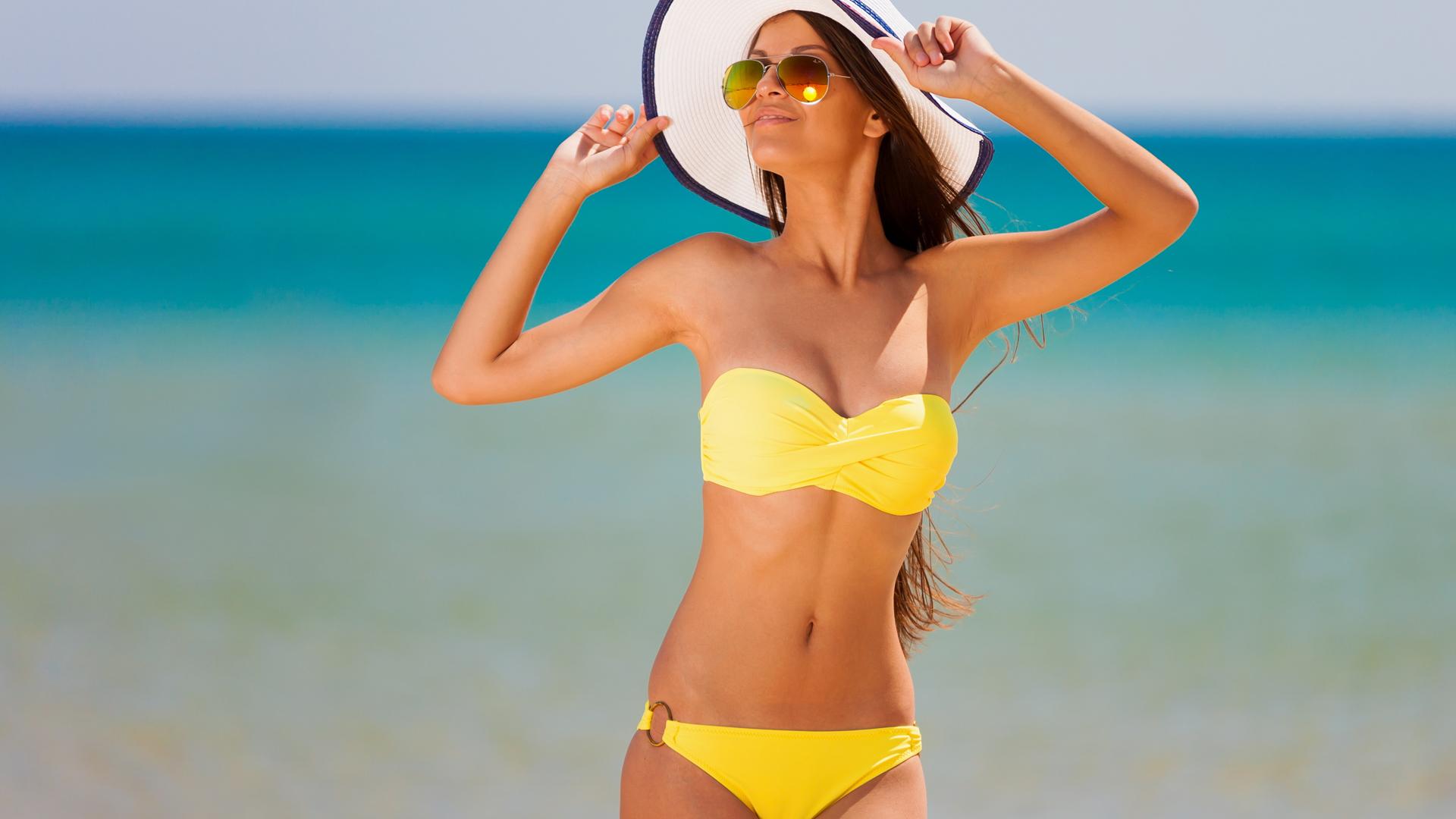Estudio revela que los trajes de baño amarillo pueden ...