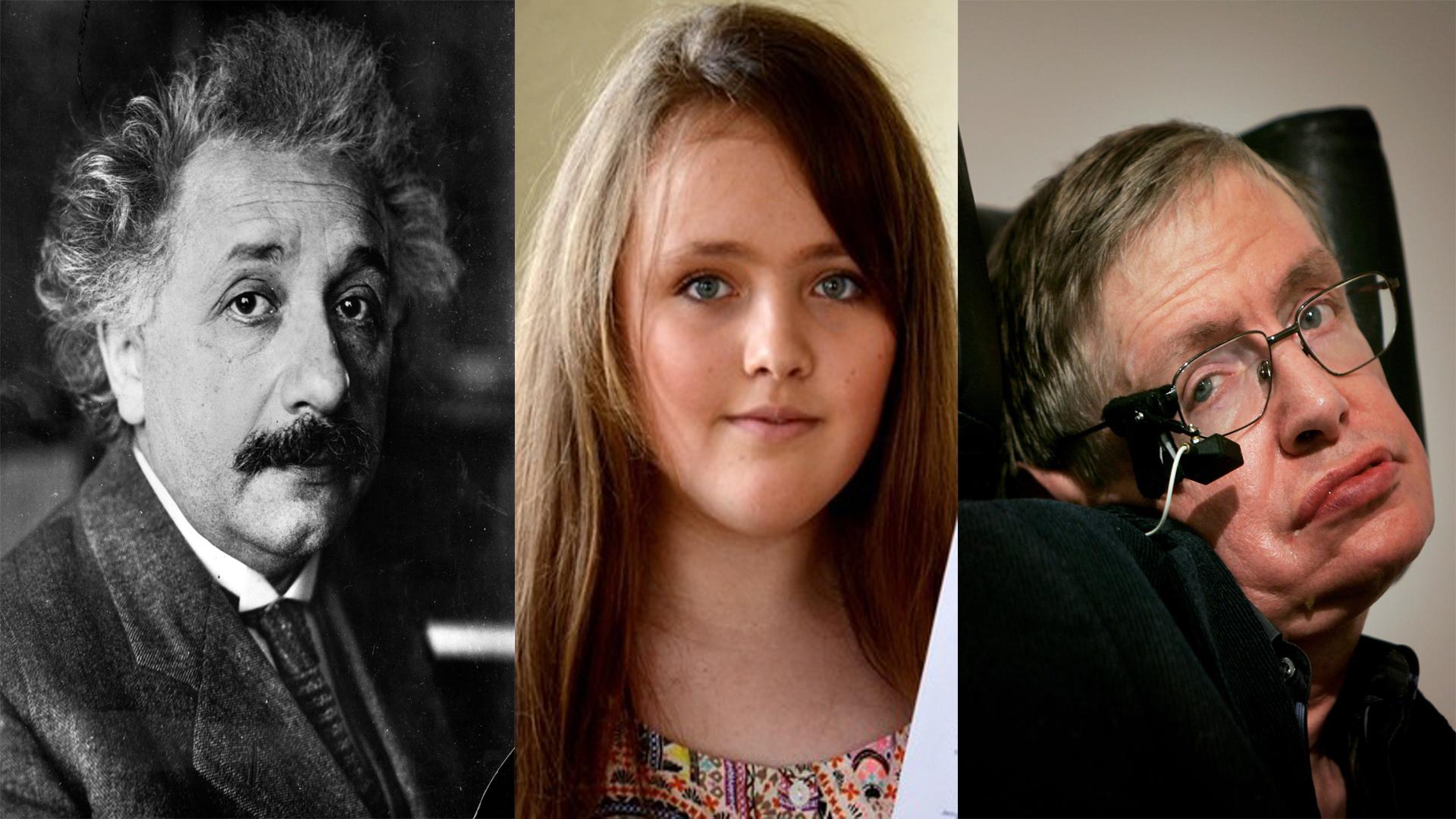 Niña De 12 Años Supera El Coeficiente Intelectual De Albert Einstein Y Stephen Hawking