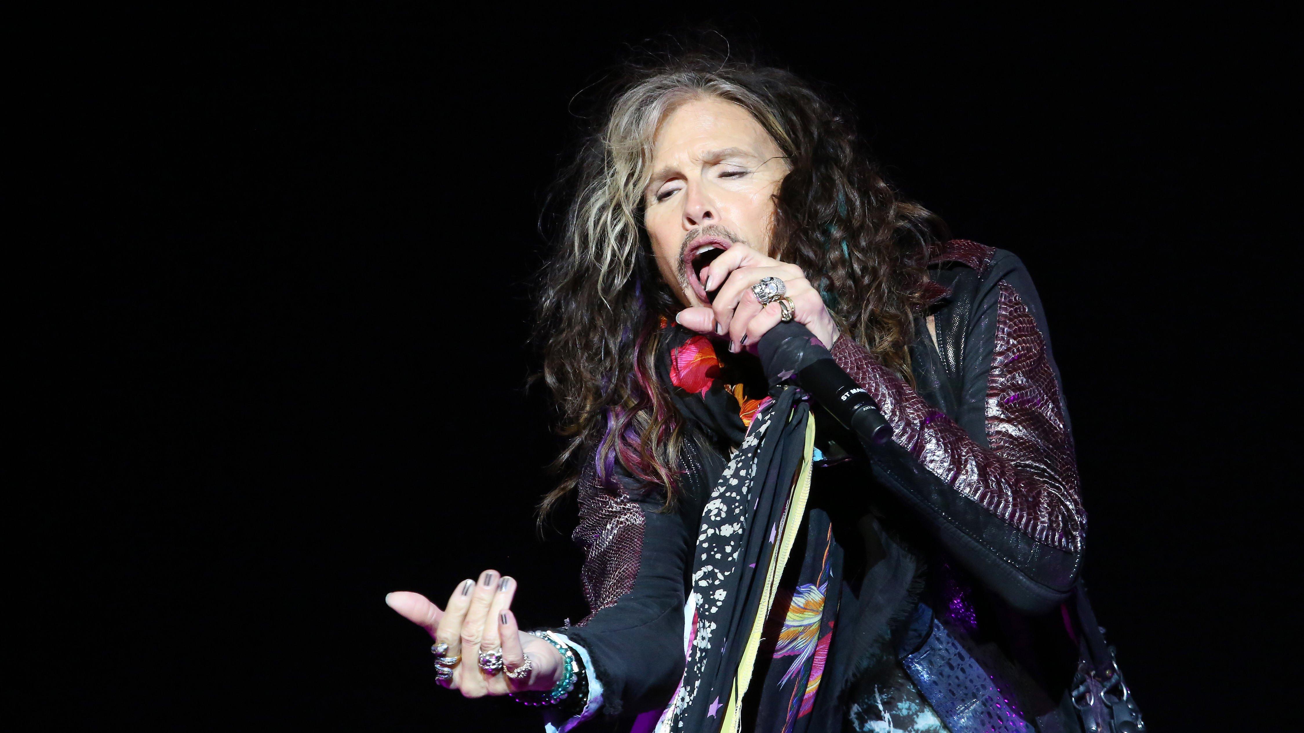 "Steven Tyler, vocalista de Aerosmith, le pide a Donald Trump que no use el tema ""Dream On"""