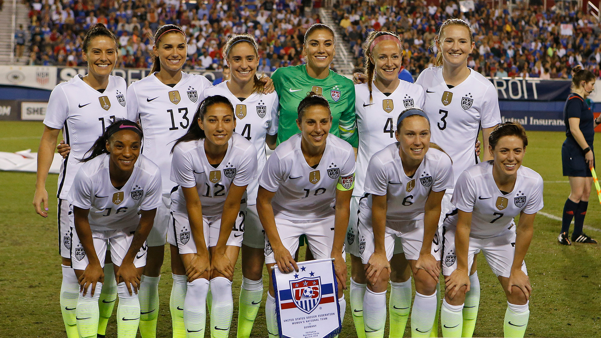 women's national soccer team - 1280×720