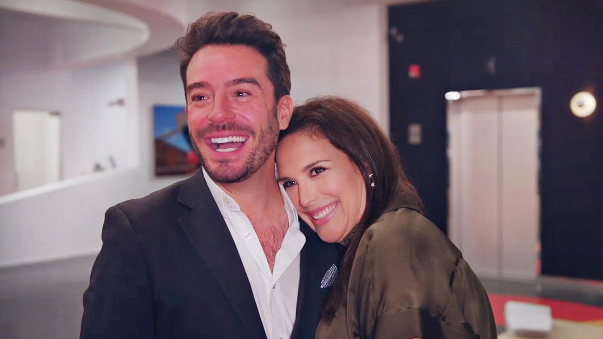 Alex Montiel Y Su Esposa