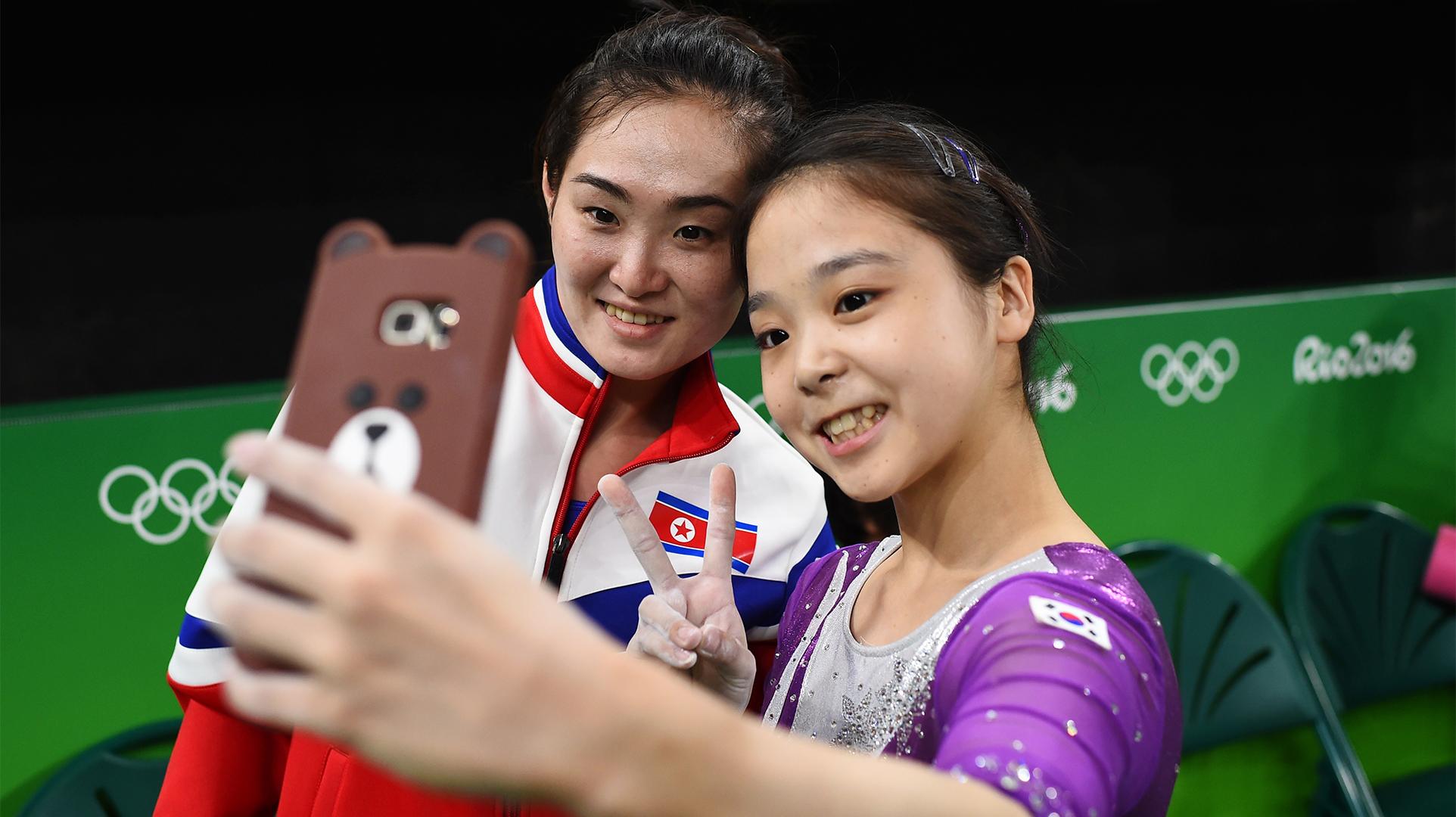 Resultado de imagen para coreanas selfie