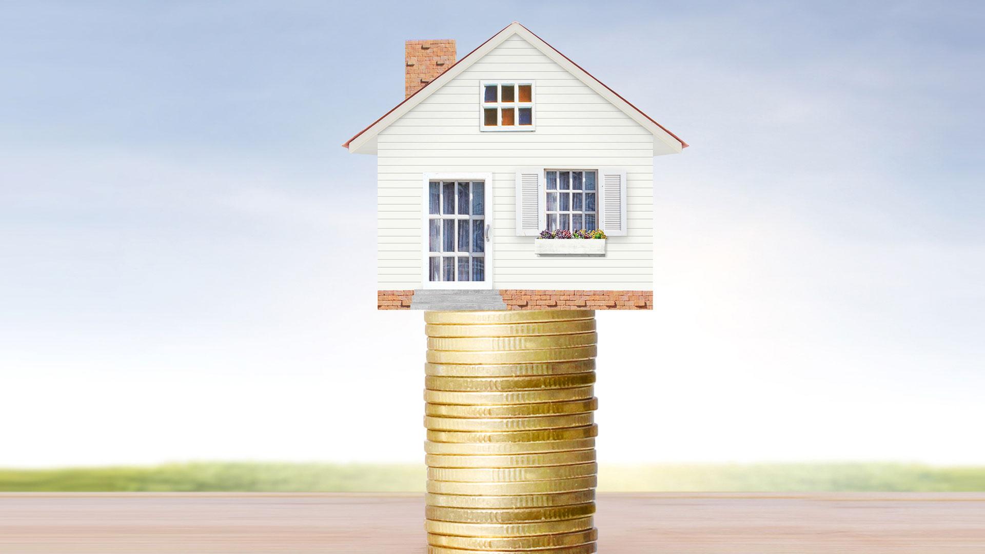 новые домики для денег картинки умелок переворачиваться