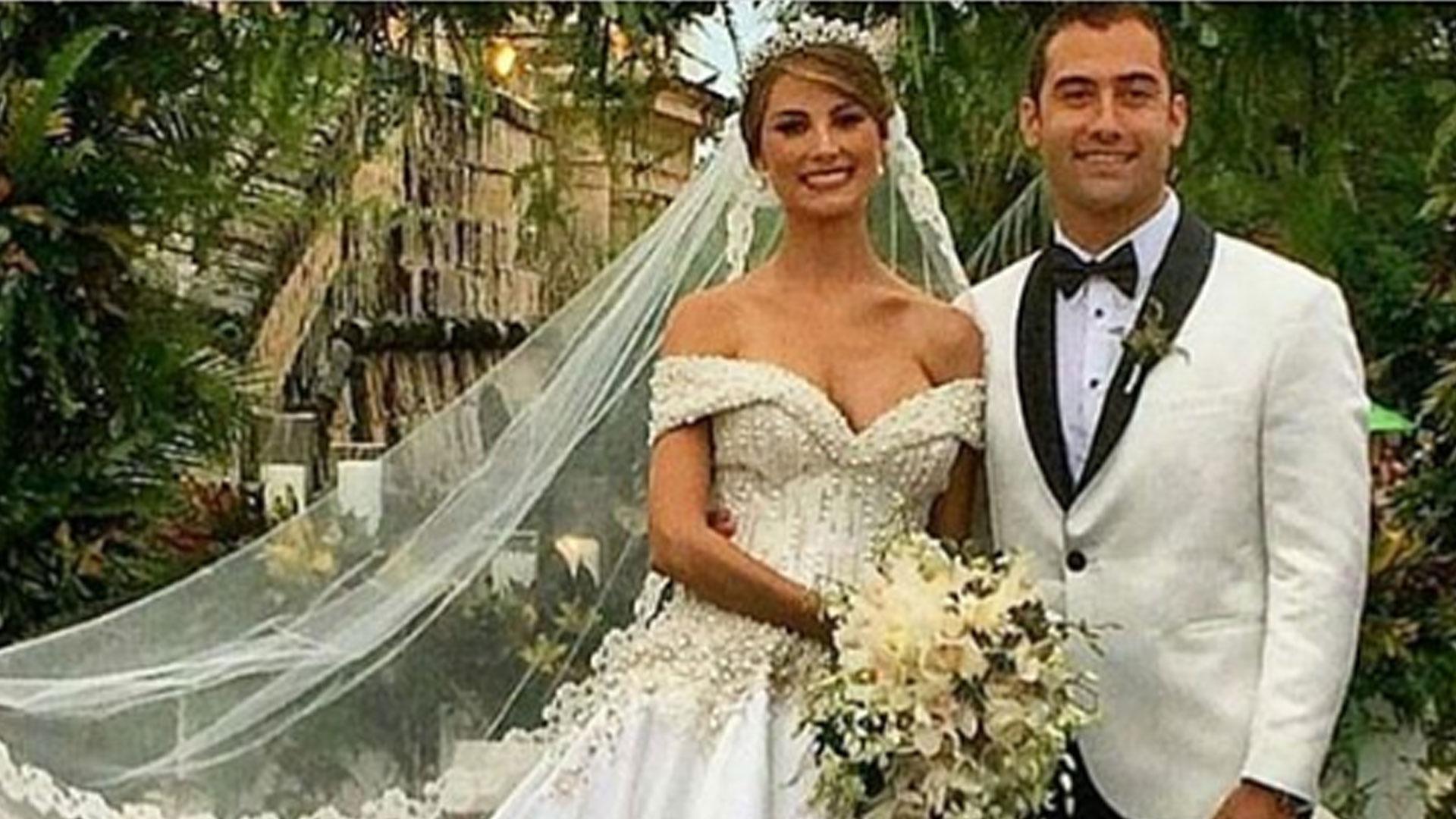 Matrimonio Romano Y Matrimonio Venezolano : Fotos de la espectacular boda miss universo