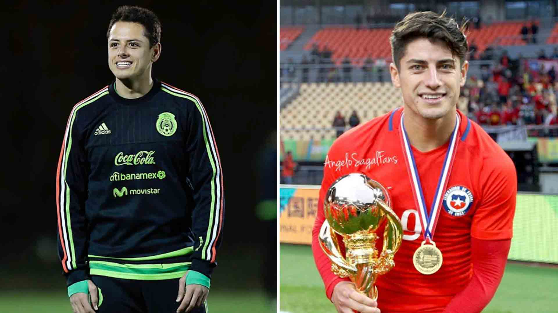 Confederation Cup Calendario.2017 Fifa Confederations Cup Meet The Hottest Latino