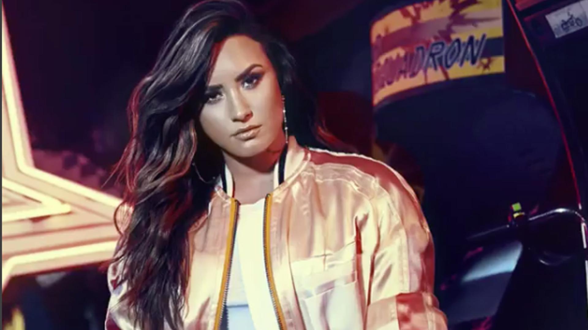 Demi Lovato Daddy Yankee Support Daca Spotify Playlist