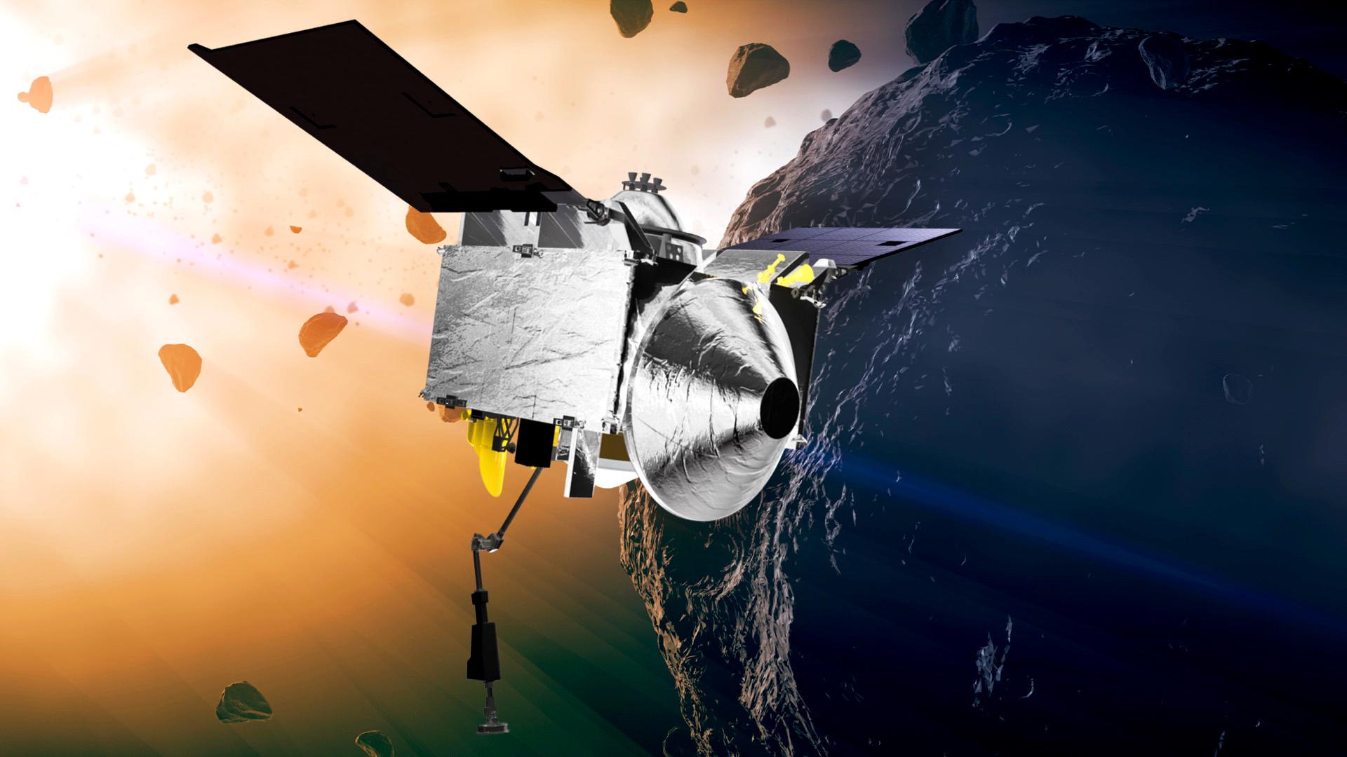 Un asteroide amenaza la Tierra. La NASA preparó una misión de rescate. Ha fracasado