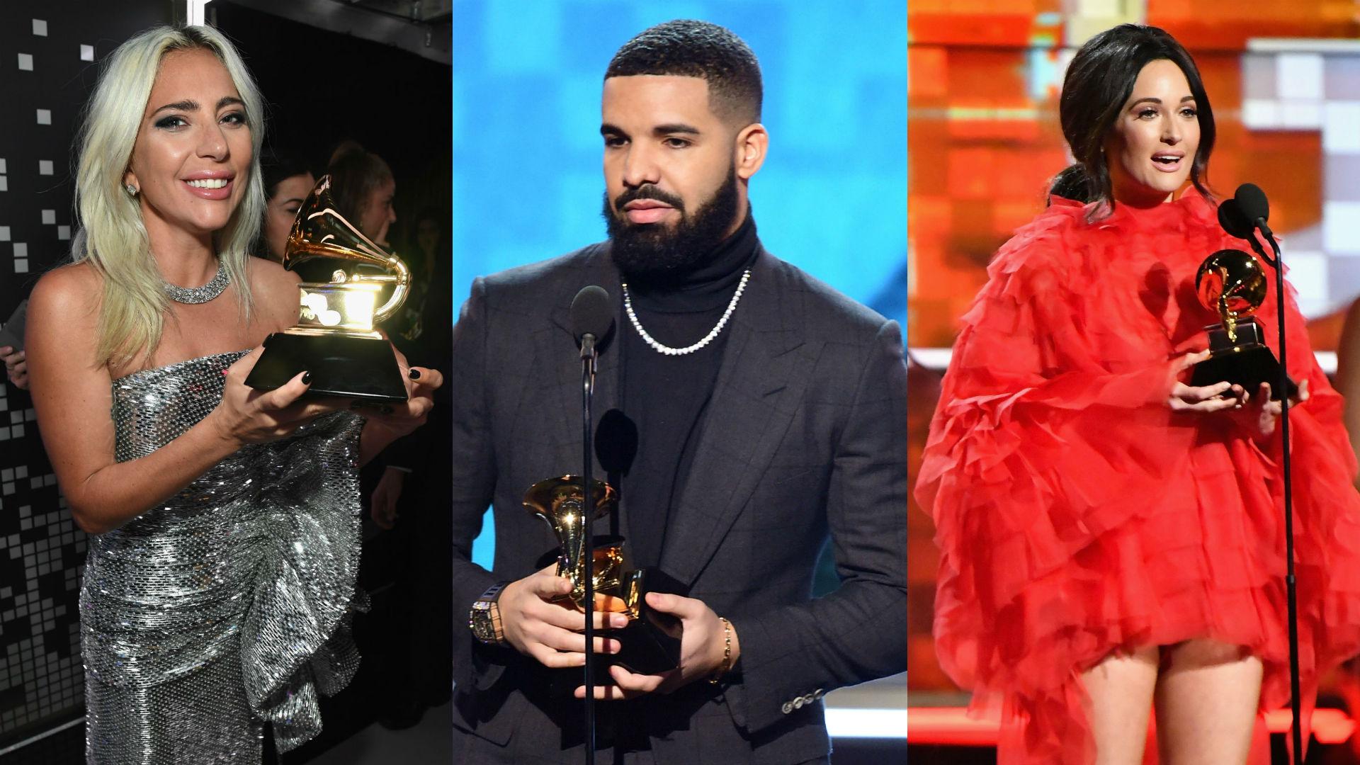 Grammy Awards 2019 Winners: Grammy Awards 2019 Winners: The Complete List
