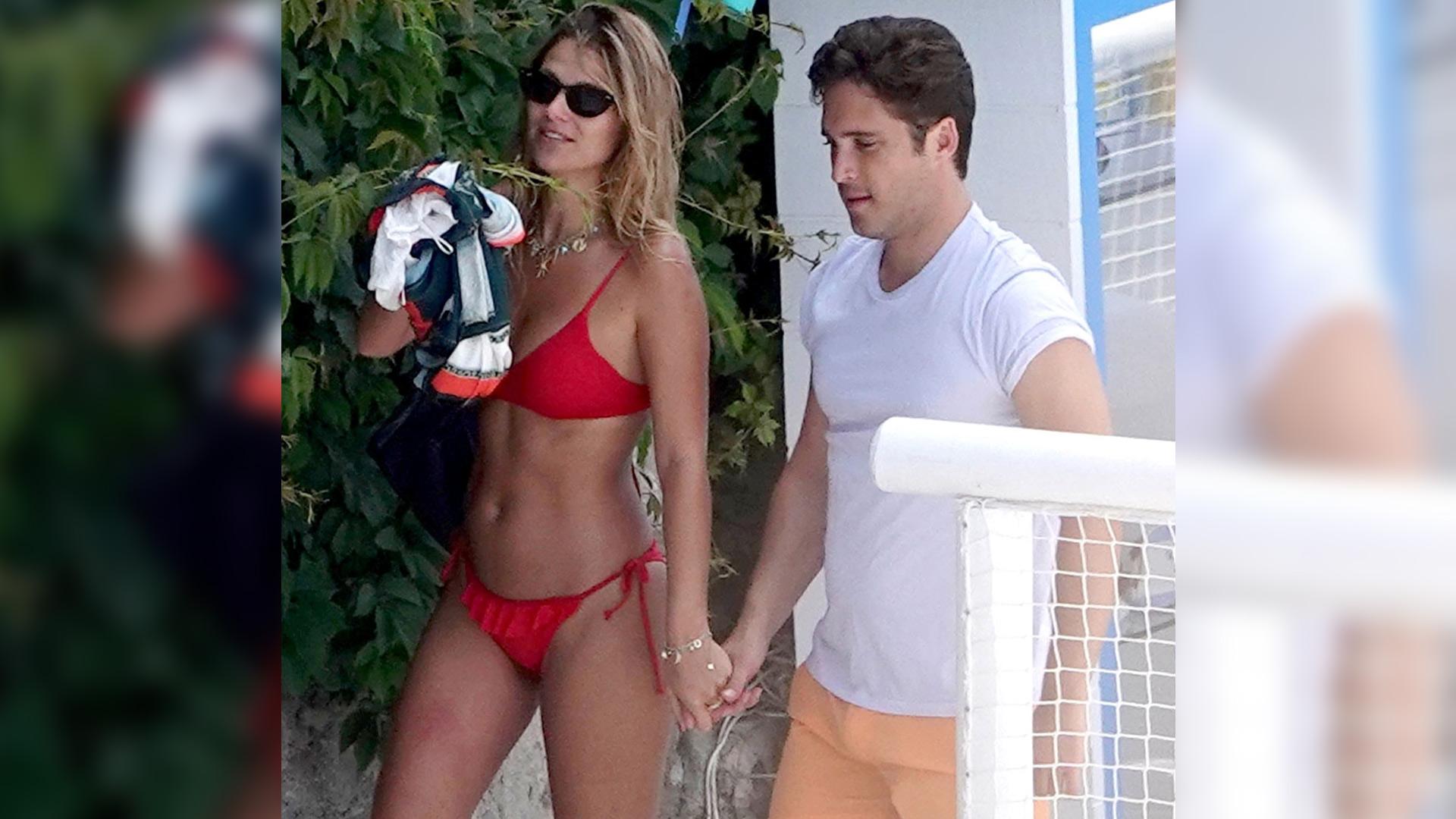 Diego Boneta Y Su Novia Pasaron Unas Románticas Vacaciones En Italia