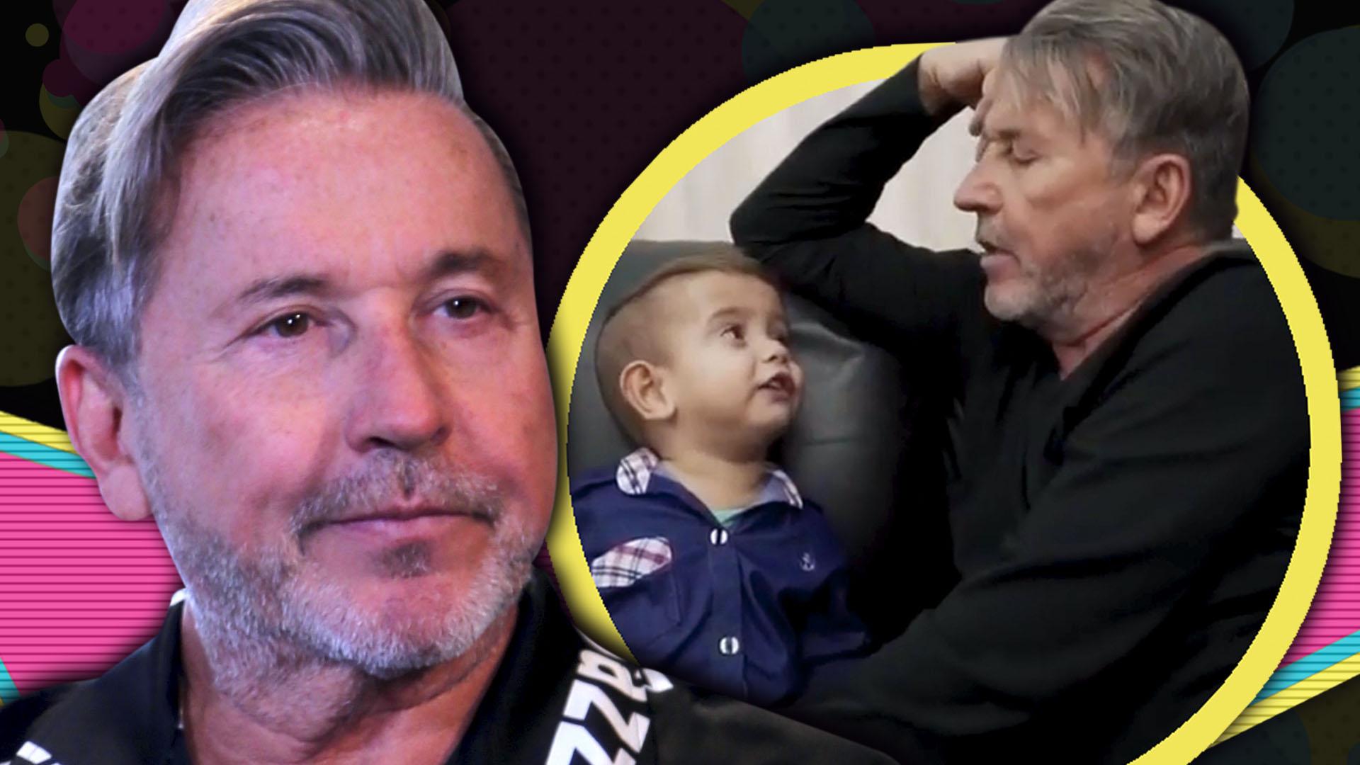 Ricardo Montaner anuncia con dolor la muerte de su 'sobrino' Brunito   Telemundo