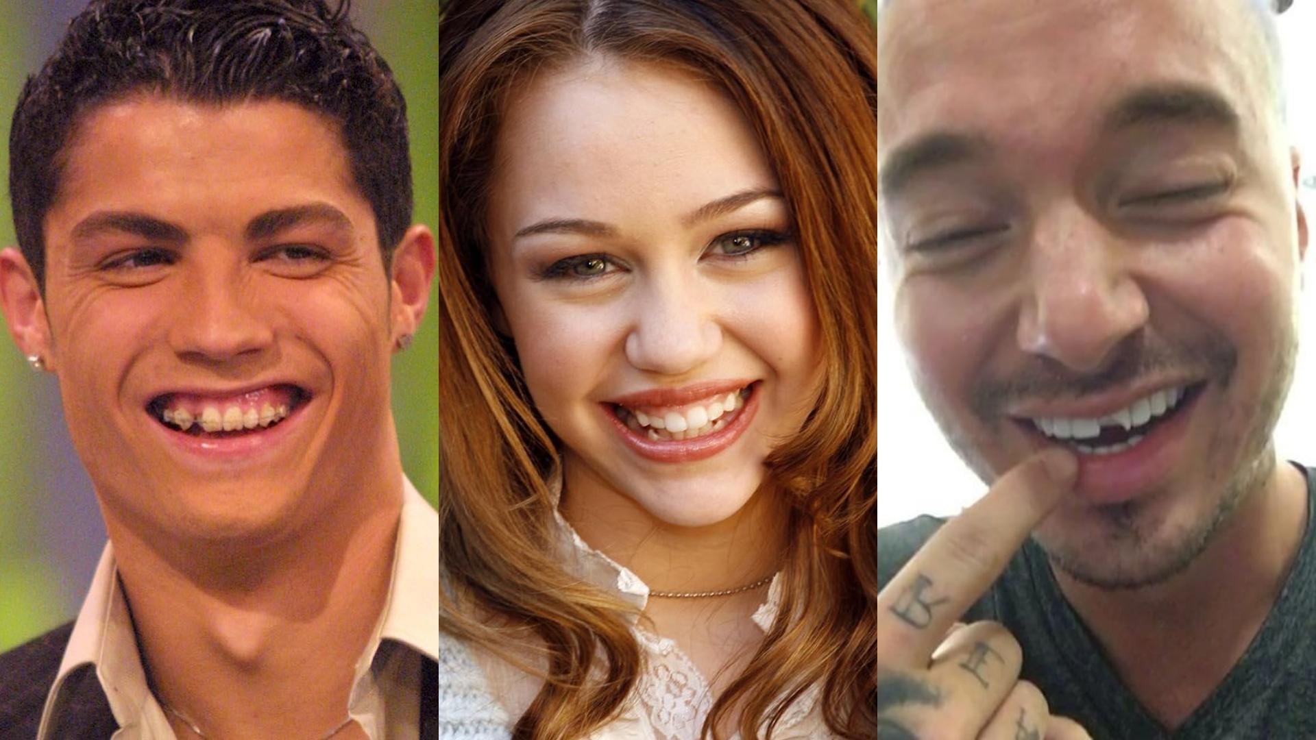Cristiano Ronaldo, Miley Cyrus y J Balvin