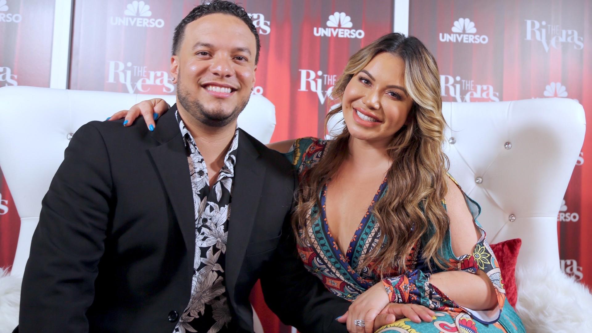 Chiquis Rivera y Lorenzo Méndez: Un amor que puede contra todo