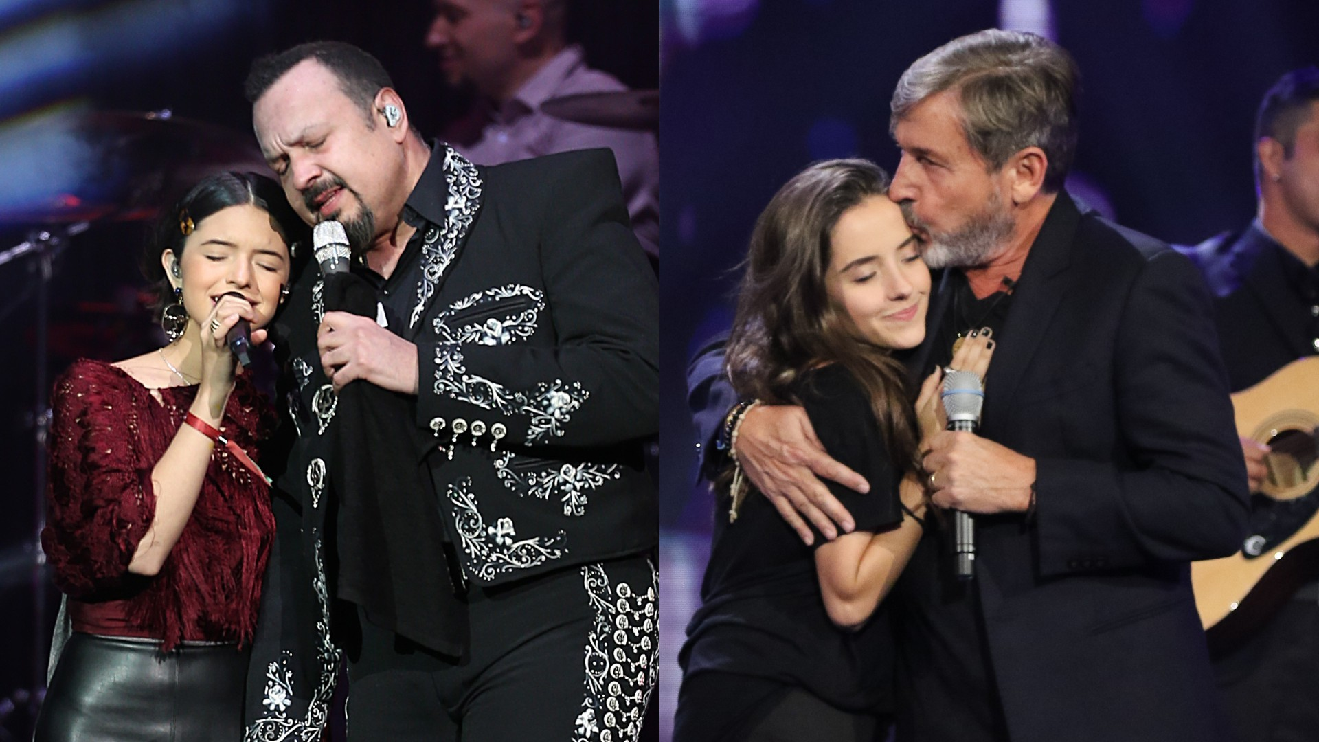 Angela Aguilar And Evaluna Montaner Celebrate Their Fathers And Gush About Their Special Bond