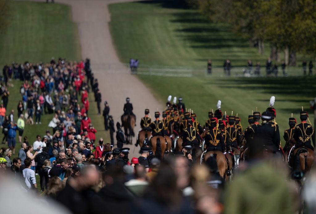 Funeral del príncipe Philip: Reino Unido le da el último adiós al consorte  de la reina Isabel II