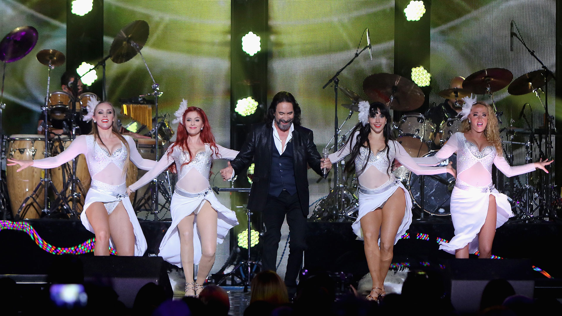 Make Sure to Watch and Sing Along With Marco Antonio Solís on ...