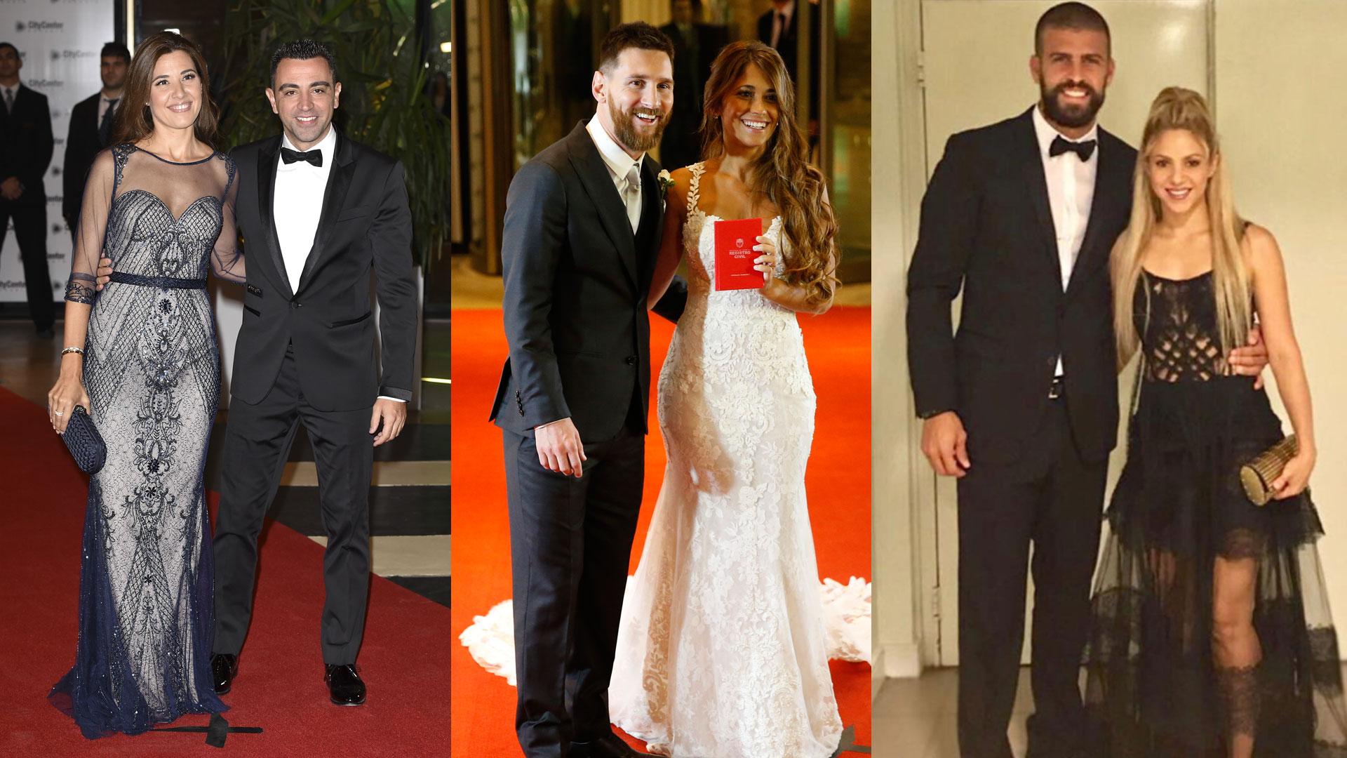 Matrimonio De Messi : Lionel messi y antonella roccuzzo se casaron mira los