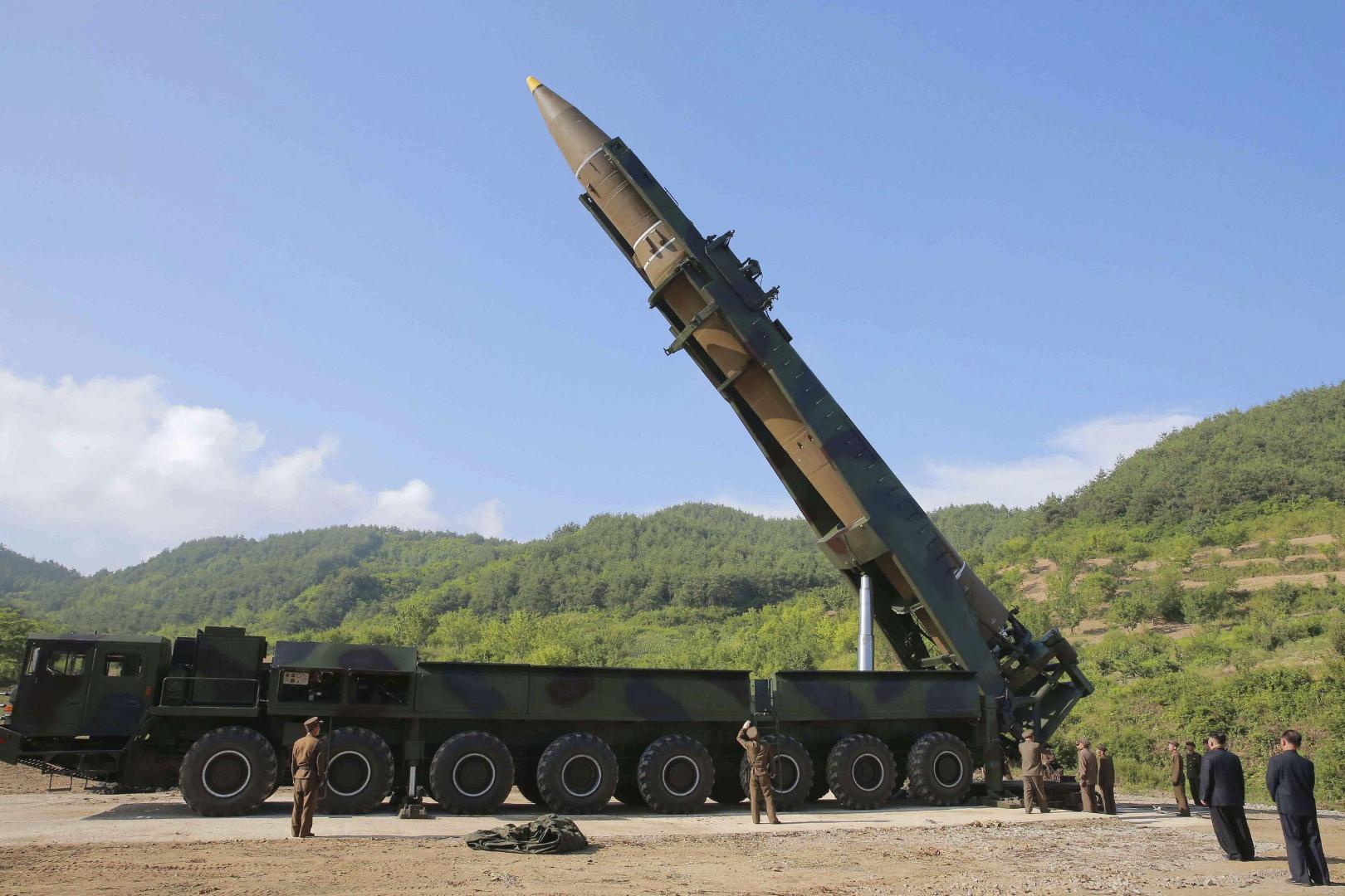 Corea del Norte encabeza las preocupaciones de seguridad de los estadounidenses: sondeo – Telemundo