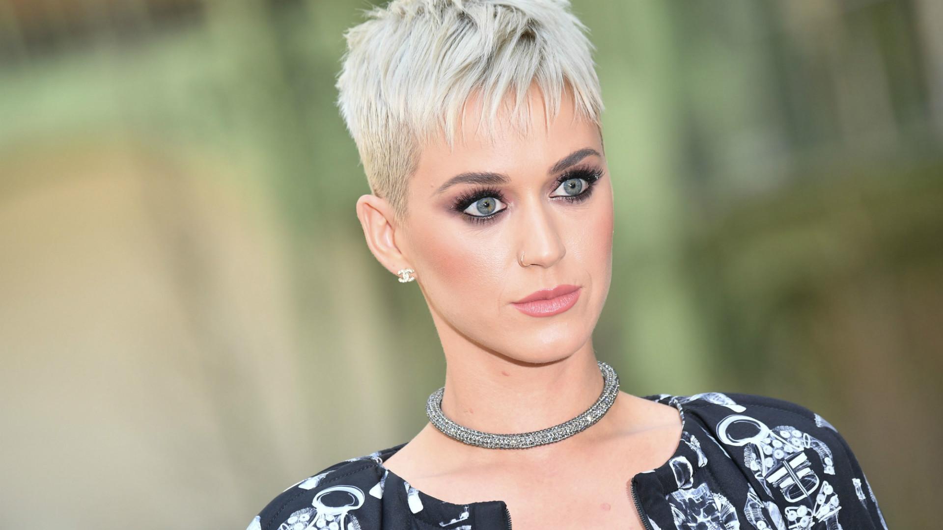 Sí Que Saben Cómo Llevar El Pelo Corto: Katy Perry, Cara