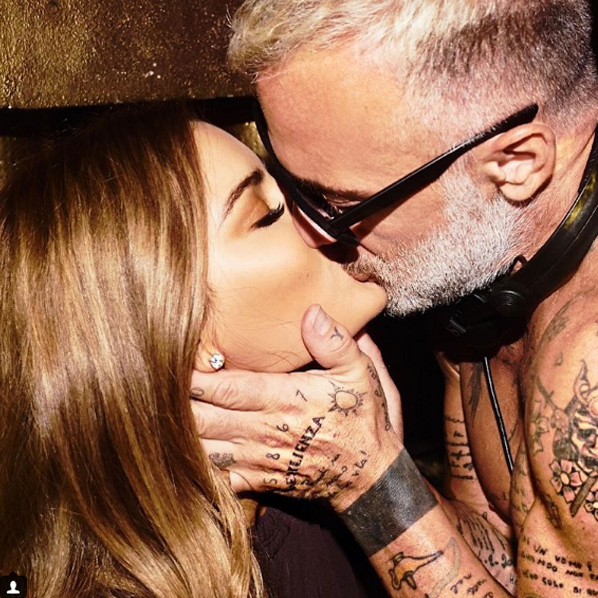4ed9b7c3520f0 Gianluca Vacchi reaparece con su novia y envía un contundente mensaje de  amor (FOTO)