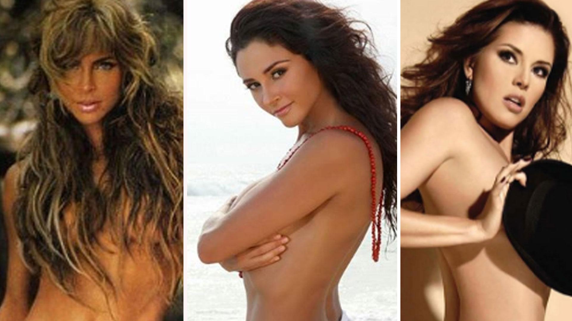 Cantantes famosas desnudas