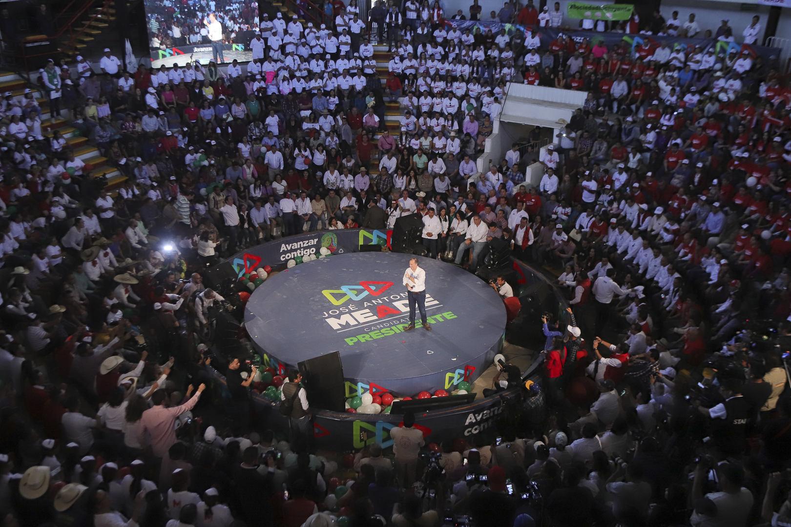 Se mantiene formato original del debate presidencial en México ...