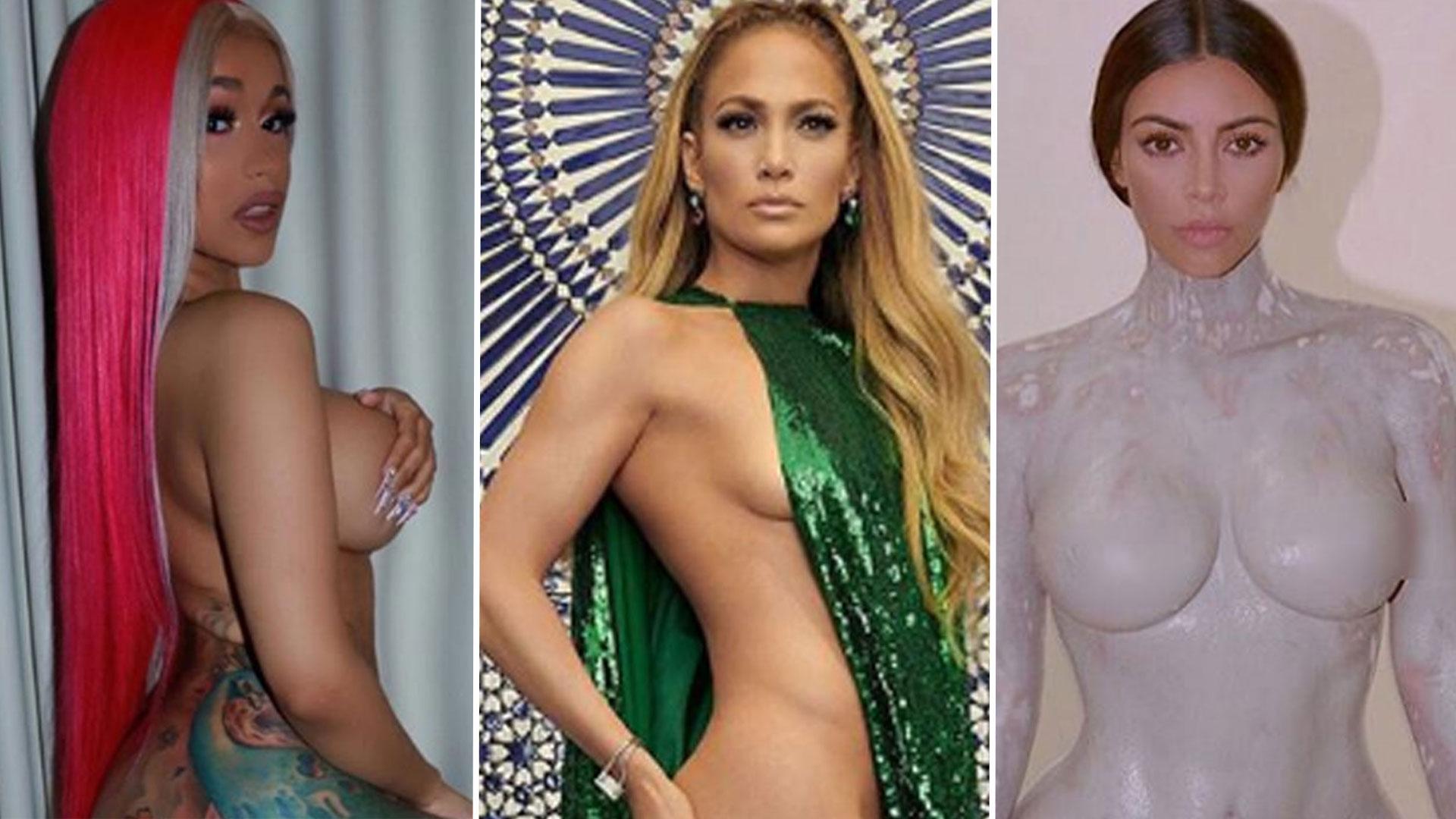 Actrices Españolas En Pelotas famosas que posaron desnudas en 2018 (fotos) | telemundo