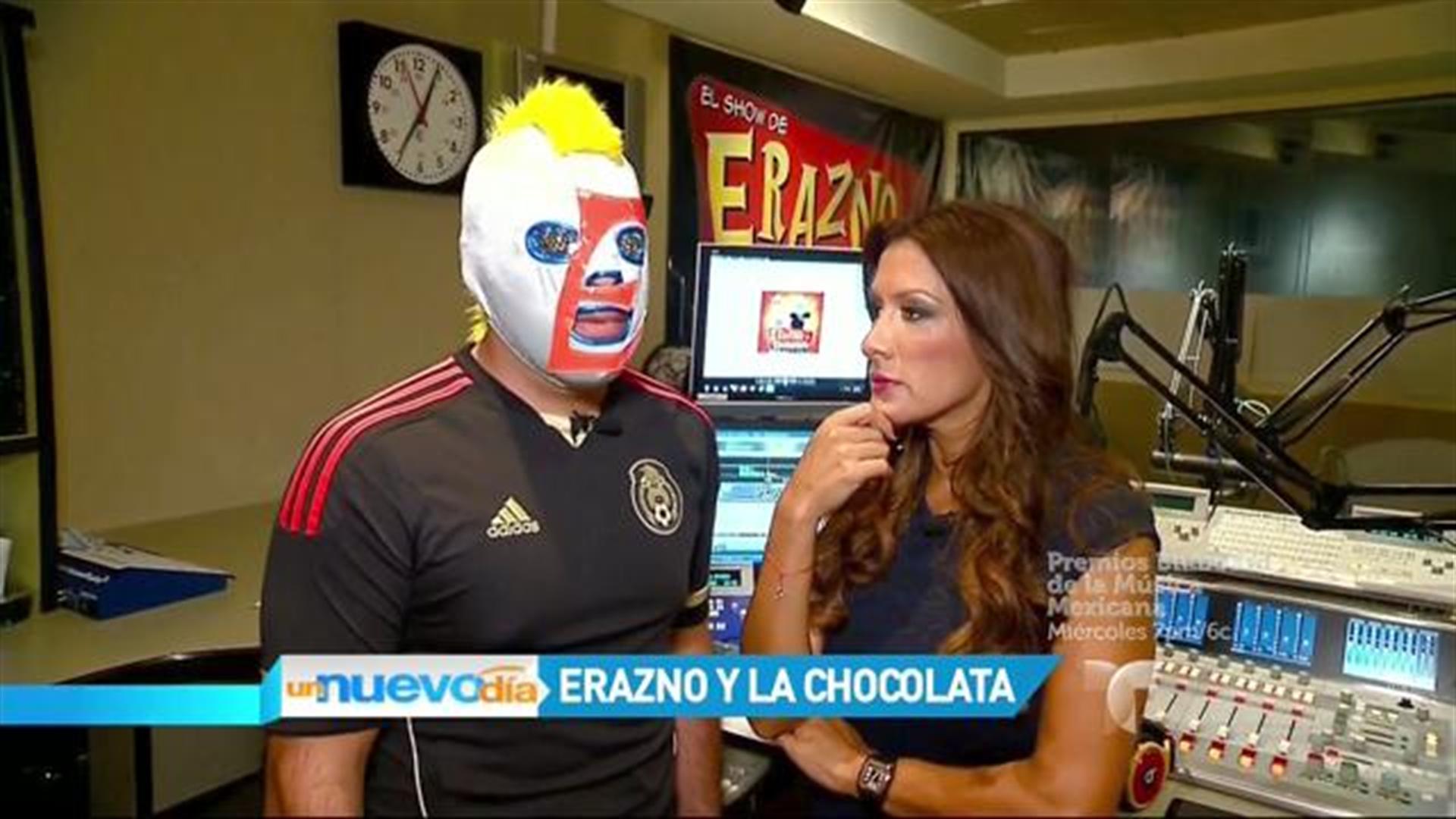 Oswaldo Daz: Erazno, la Chokolata y muchos ms - Radionotas 35