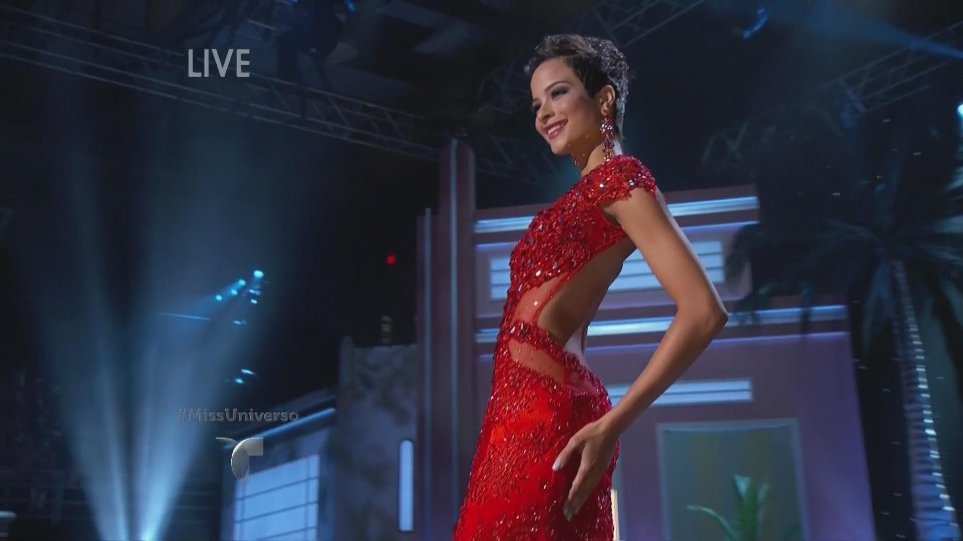 df1f79fb6 Las 10 preferidas desfilan en vestido de gala (VIDEO)