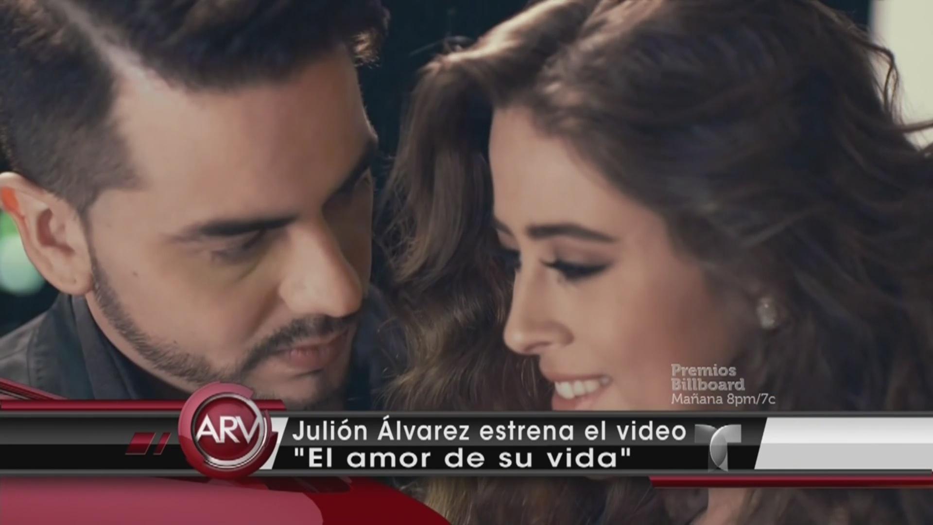 Julión Álvarez presenta el video musical del tema El Amor de Su Vida ...