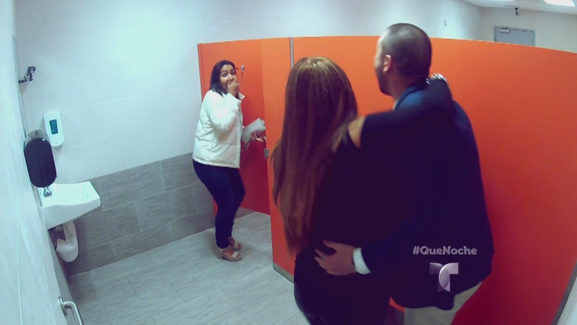 Una c mara escondida con Rafael Amaya en Qu Noche Con Ang lica