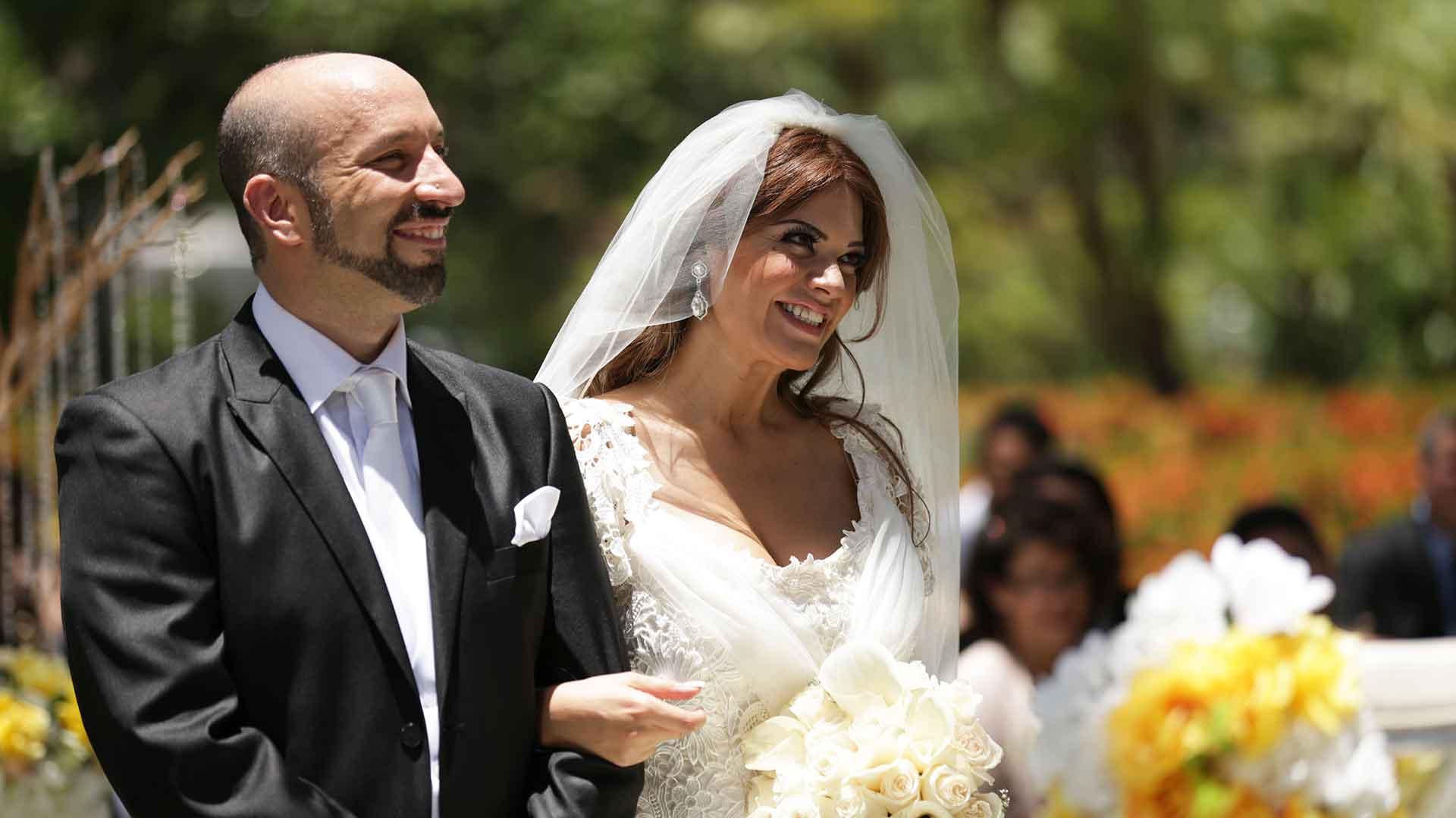 Detrás de cámaras: Así se grabó la boda de Jenni Rivera y ...