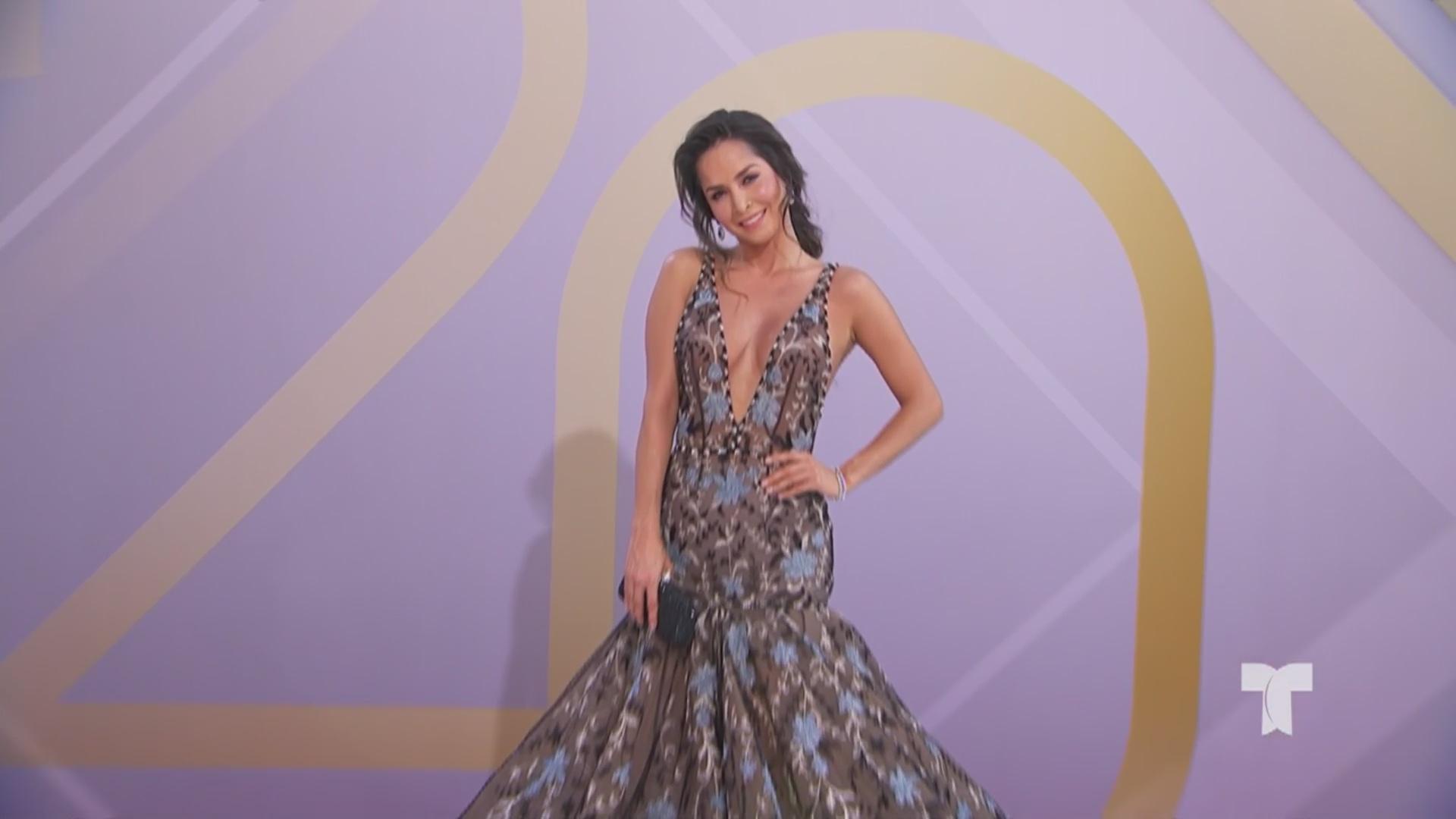 edbc277613 Los mejores vestidos en Acceso VIP de Premios Billboard 2018 ...