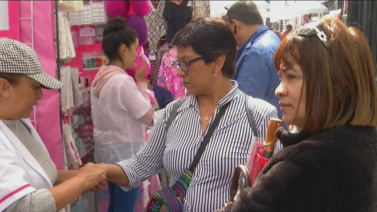 Así es el famoso Callejón de la Belleza en México - Telemundo