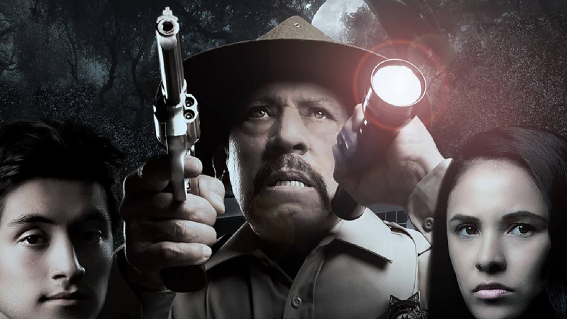 "Trailer for ""Murder in The Woods"": Danny Trejo Stars In an All-Latinx Slasher Flick"
