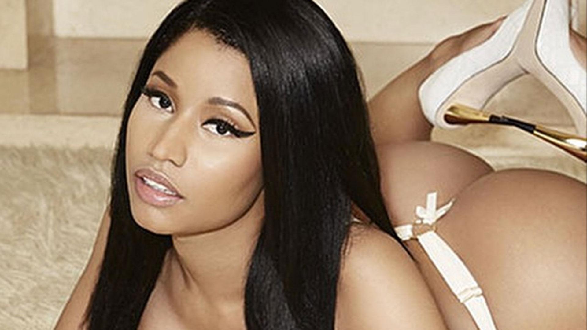 Nicki Minaj revela qué tuvo que robar para comer cuando era una desconocida camarera