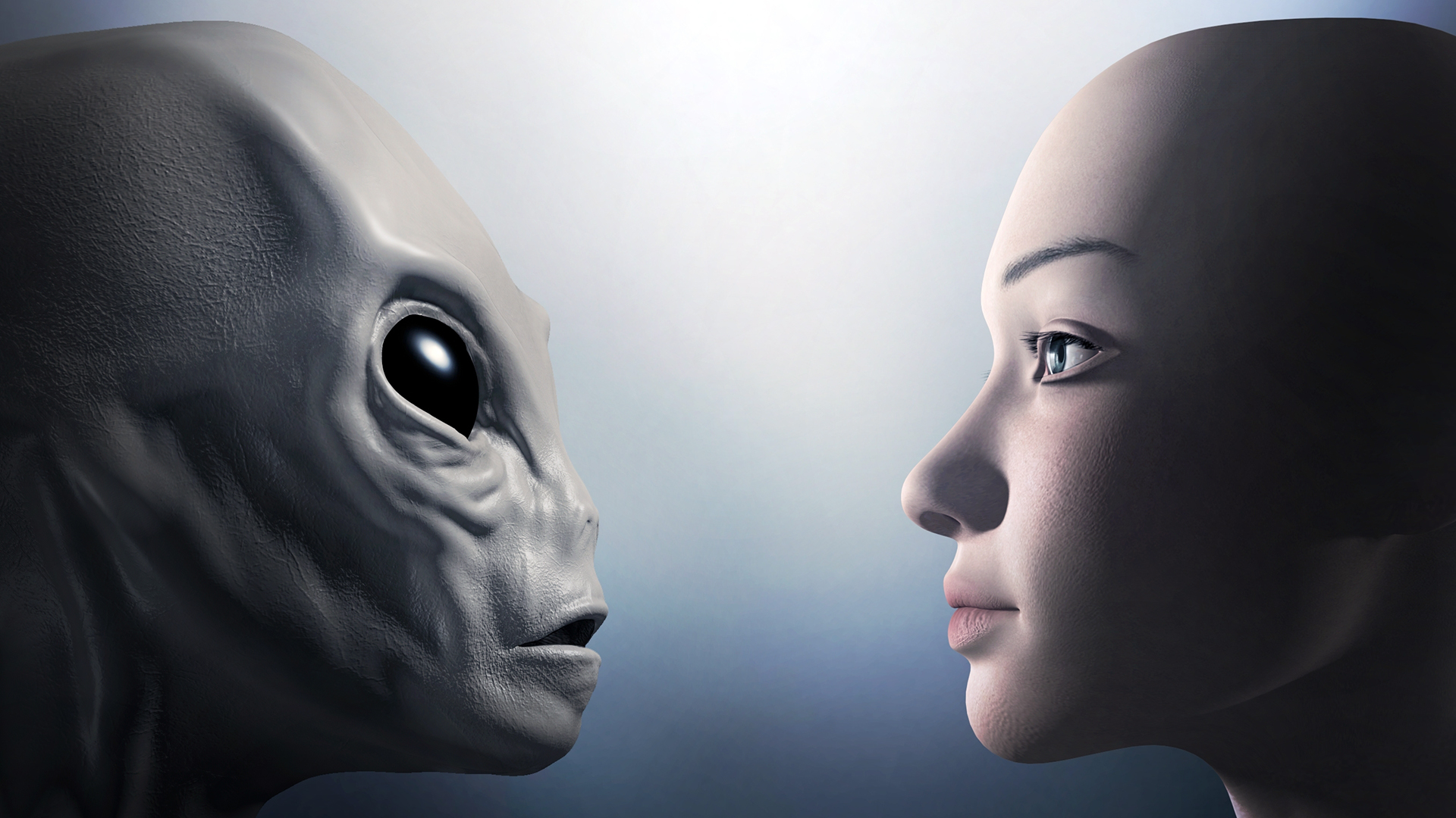 Woman claiming to be alienHYBRID reveals how ETs are