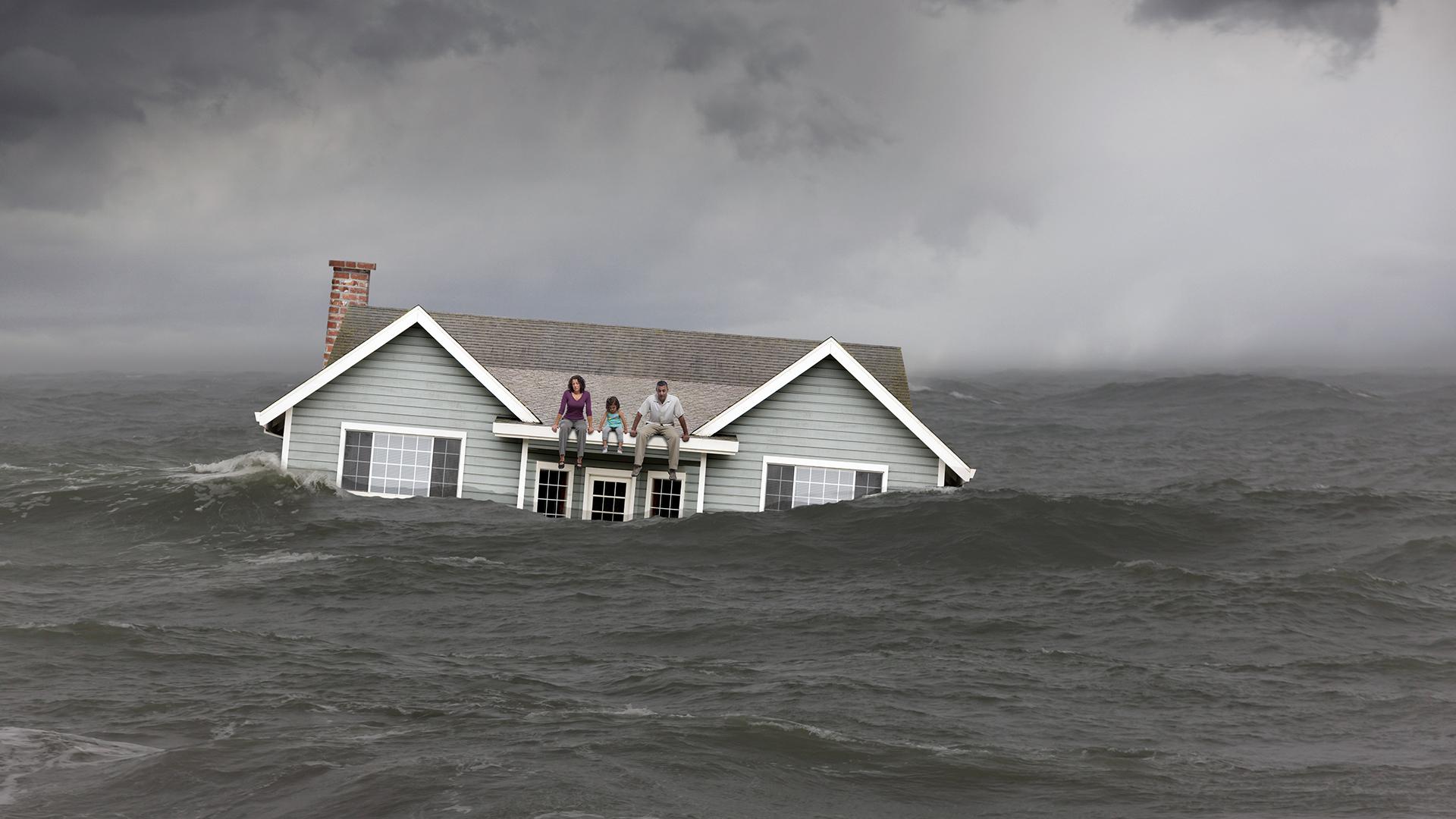 Estos son algunos de los desastres naturales ms raros de la