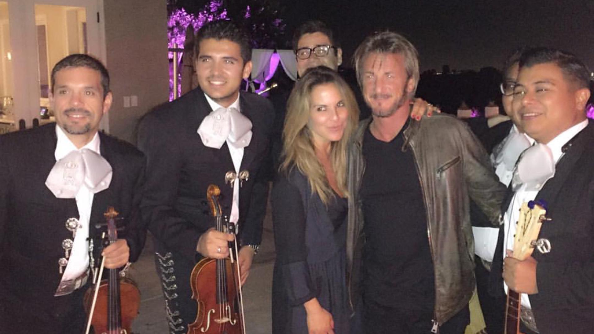 Resultado de imagen para Kate del Castillo y Sean Penn