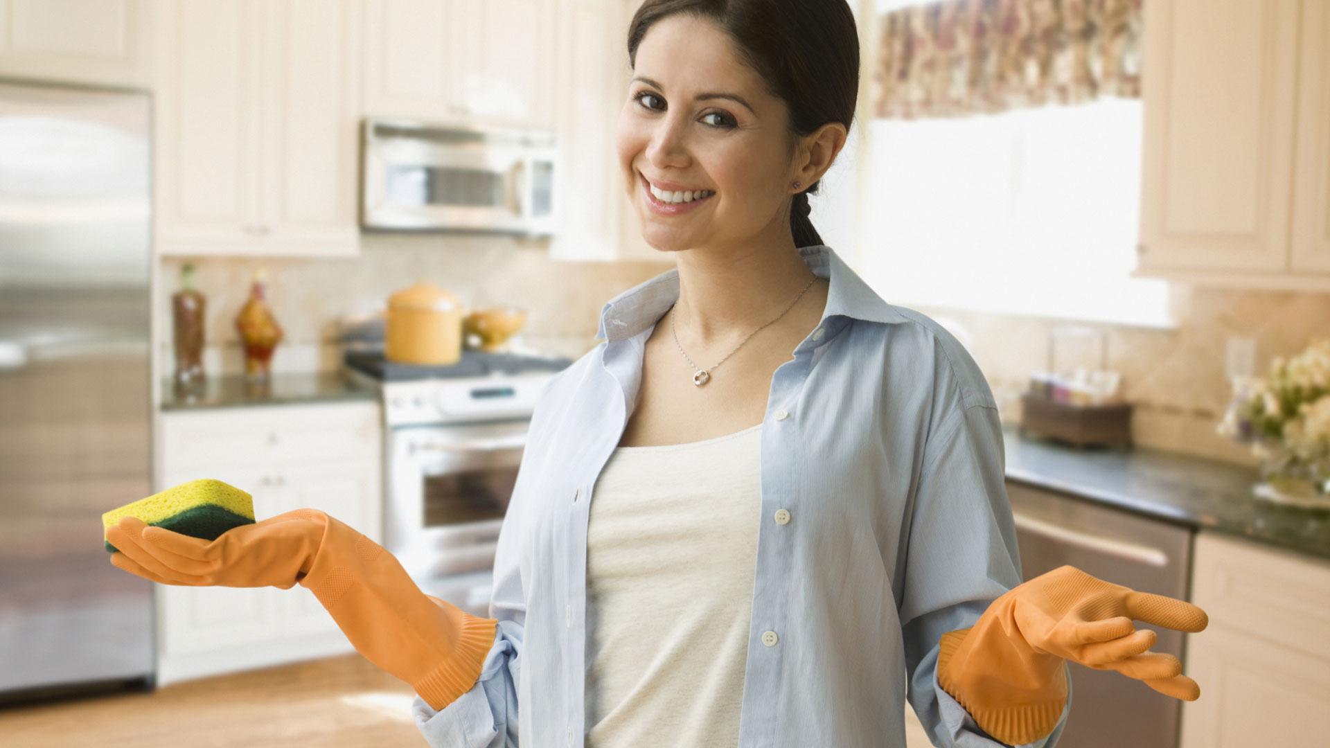 Spring cleaning verde 7 consejos para limpiar la casa - Limpiar la casa ...