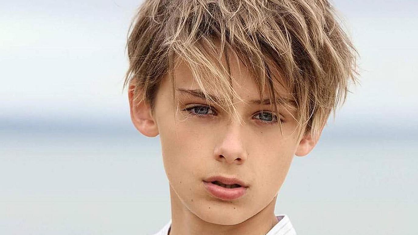 El Niño Más Guapo Del Mundo Tiene 12 Años Y Es Australiano Telemundo