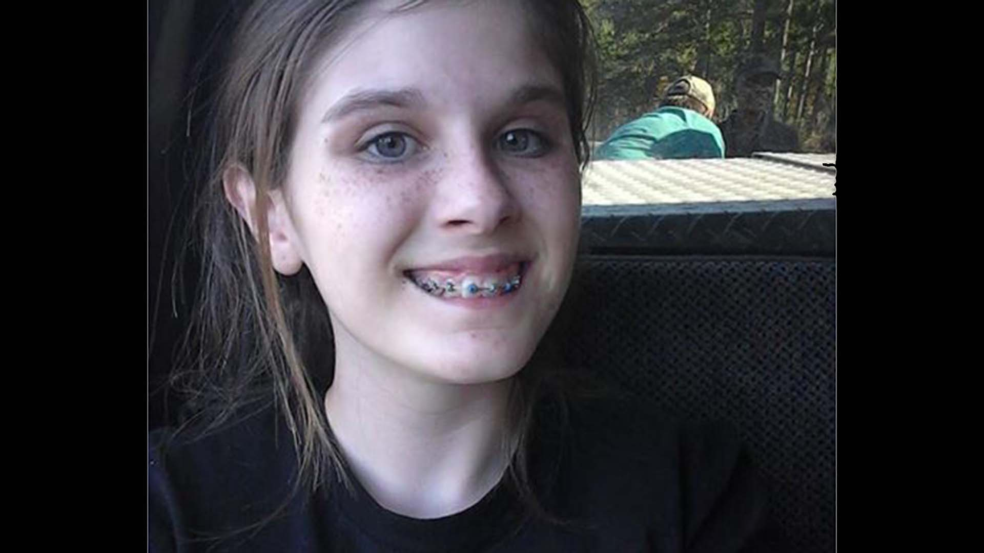 La selfie que se tomó esta niña de 13 años tiene un detalle espeluznante