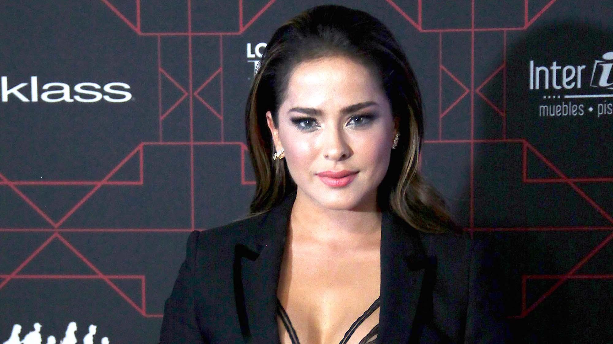La actriz Danna García se convertirá en mamá   Telemundo