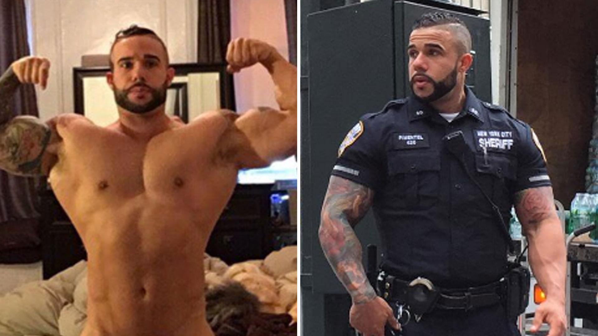 uniforme gay senos